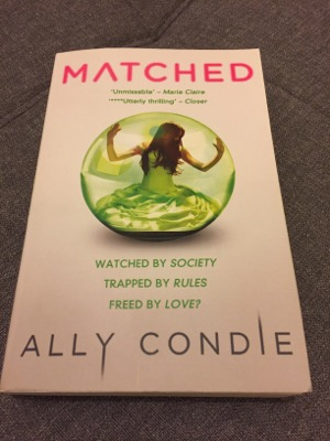 cassias questioning of the world in matched a book by ally condie Abebookscom: matched (9780525423645) by ally condie and a great selection of similar new, used and collectible books available now at great prices.