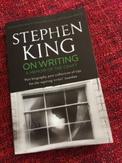 stephen king book on writing Stephen king's on writing: a memoir of the craft has long been a  book culture   here are ten writing tips in the words of stephen king:.